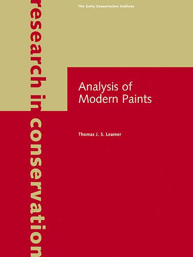 Analysis of Modern Paints | Getty Store