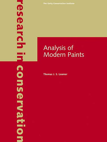 Analysis of Modern Paints