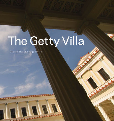 The Getty Villa - Hardcover