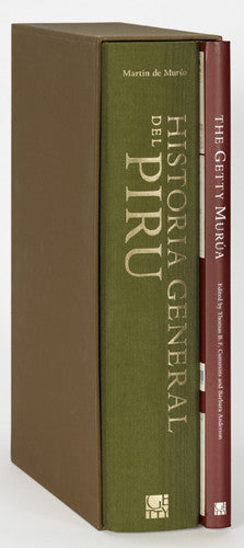 Historia general del Piru: Facsimile of J. Paul Getty Museum Ms. Ludwig XIII 16, Boxed Set