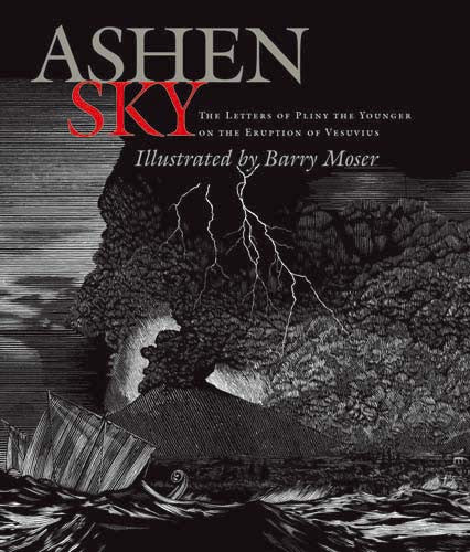 Ashen Sky: The Letters of Pliny the Younger on the Eruption of Vesuvius | Getty Store