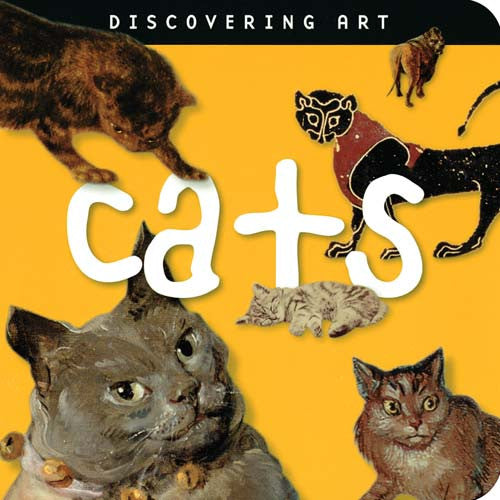 Discovering Art: Cats | Getty Store