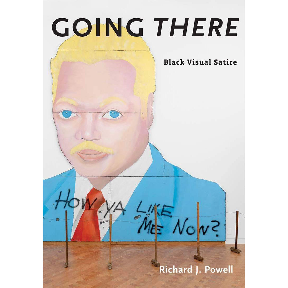 Going There: Black Visual Satire