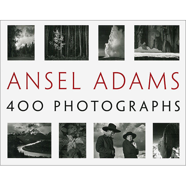 Ansel Adams: 400 Photographs