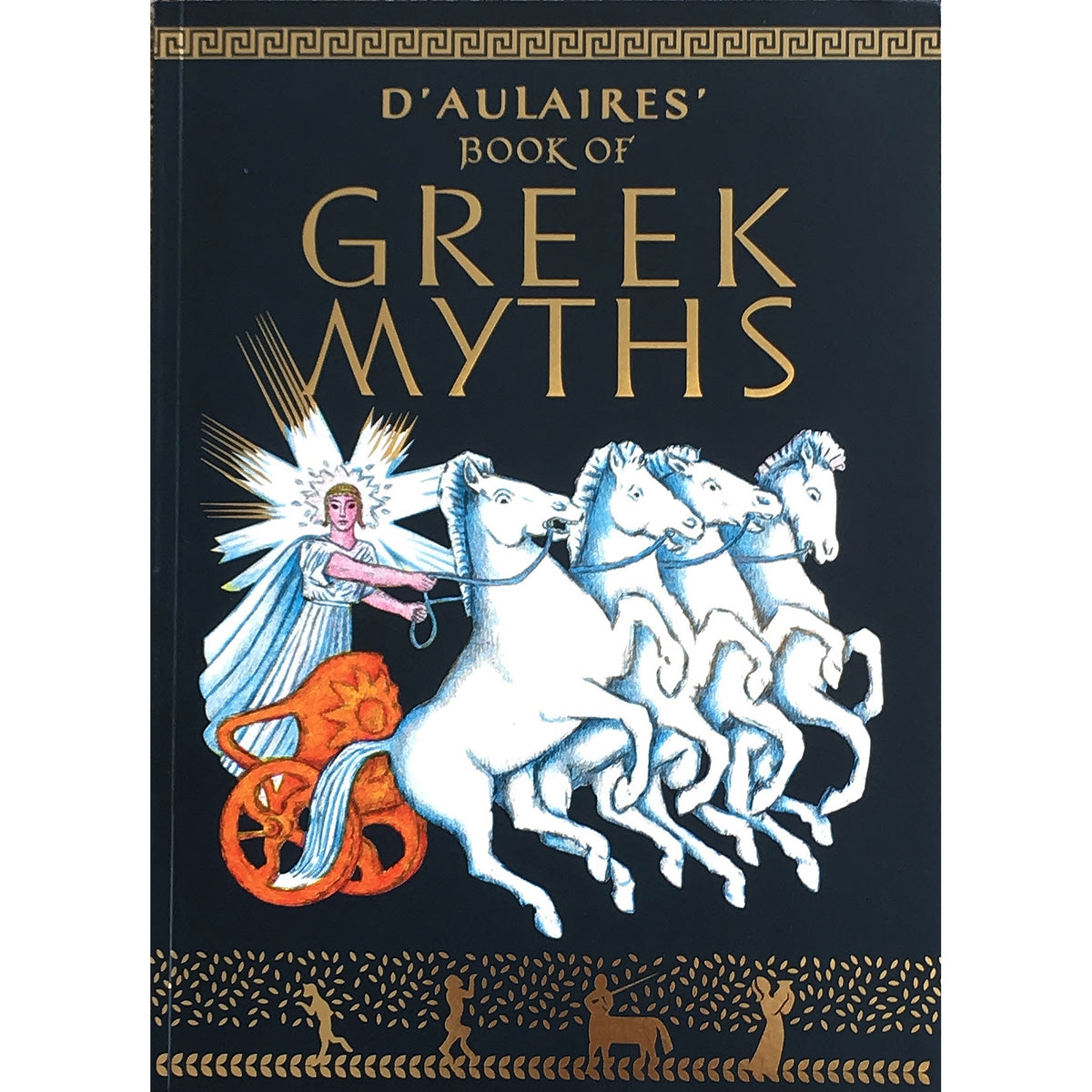 D'Aulaires; Book of Greek Myths - New Edition | Getty Store