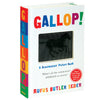 Gallop! A Scanimation Picture Book