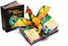Dragons & Monsters Pop-up Book - Hardcover