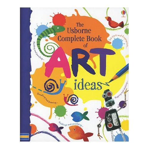 The Usborne Complete Book of Art Ideas | Getty Store