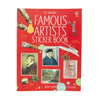 Famous Artist Sticker Activity Book