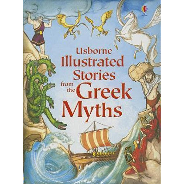 Illustrated Stories from the Greek Myths | Getty Store