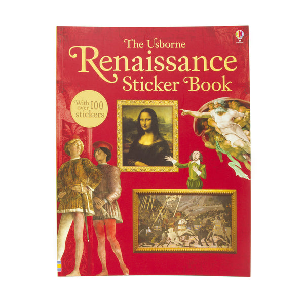Renaissance Sticker Activity Book