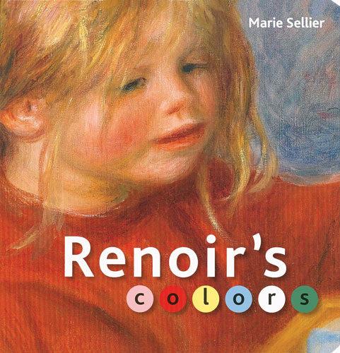 Renoir's Colors | Getty Store
