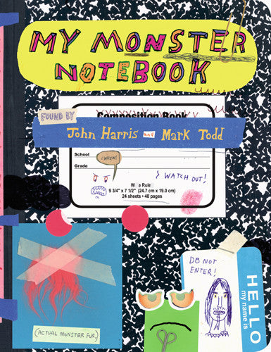 My Monster Notebook | Getty Store