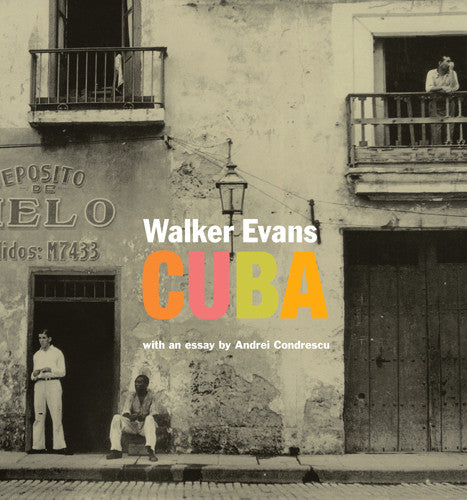 Walker Evans: Cuba | Getty Store
