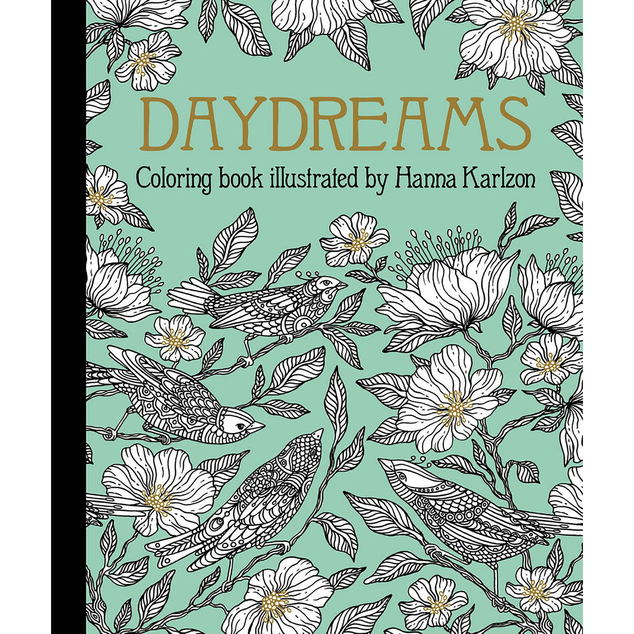 Daydreams Coloring Book – The Getty Store