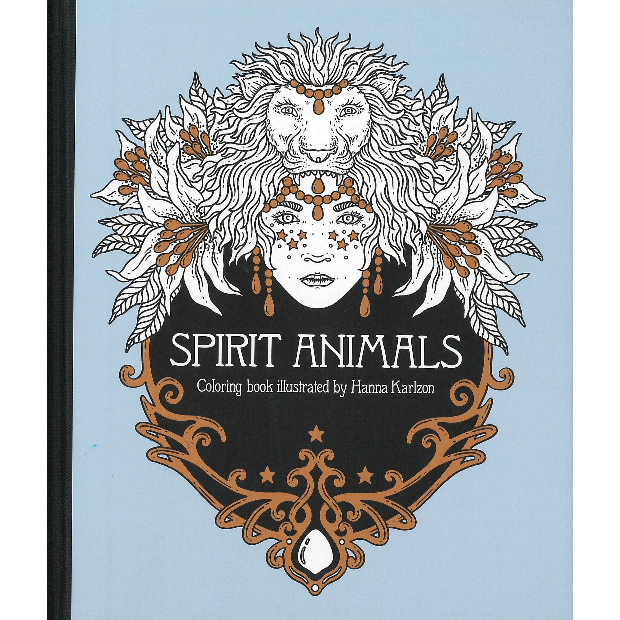 Spirit Animals Coloring Book | Getty Store