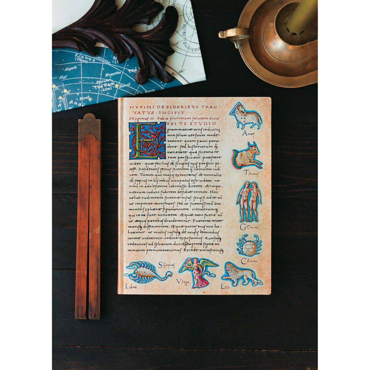Lined Journal - Astronomica