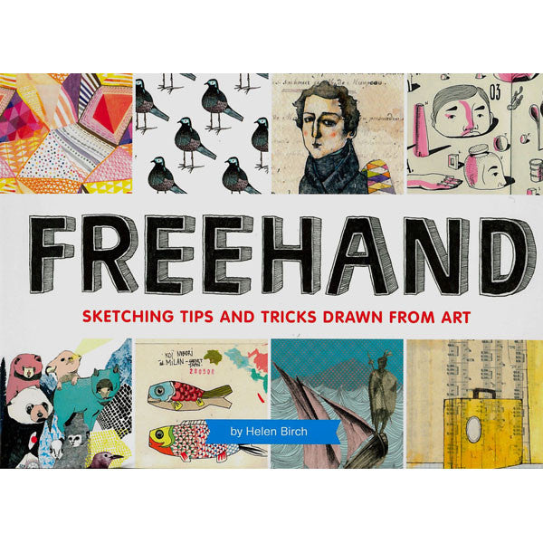 Freehand: Sketching Tips & Tricks Drawn From Art