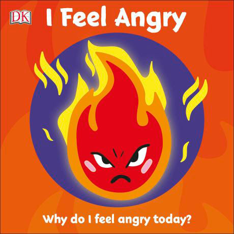 I Feel Angry: Why do I feel angry today?