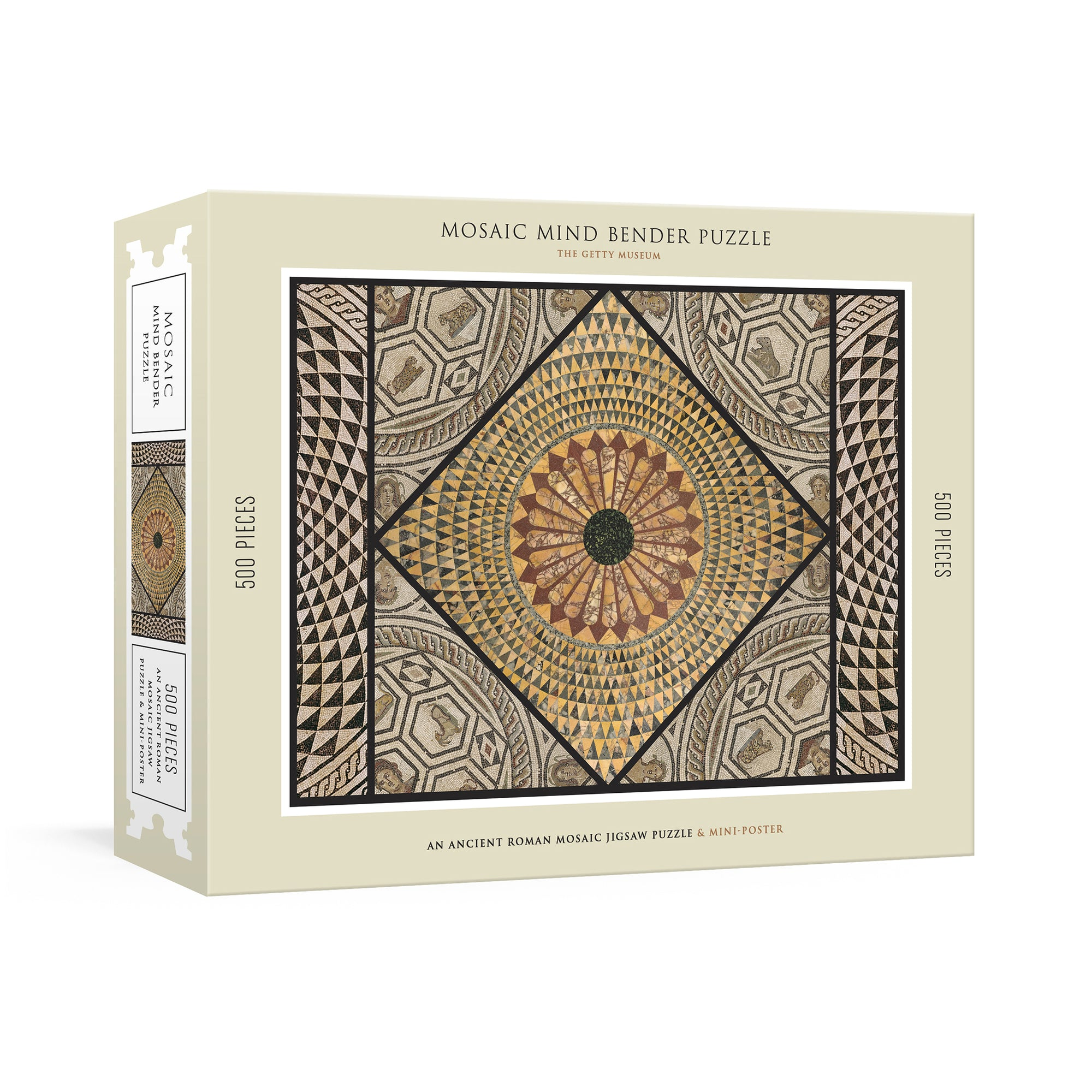 Getty Villa Mosaic Mind Bender Puzzle | Getty Store