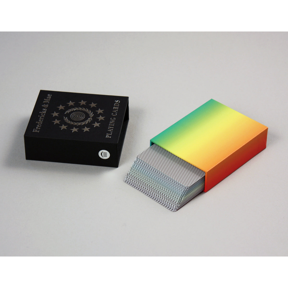 Color Spectrum Playing Cards