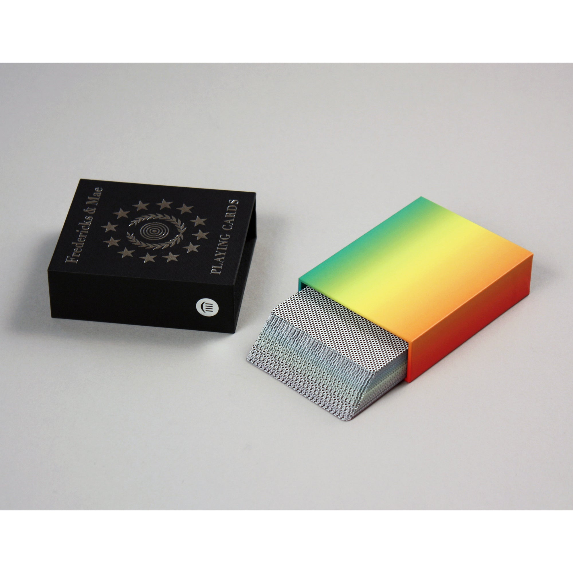 Color Spectrum Playing Cards | Getty Store