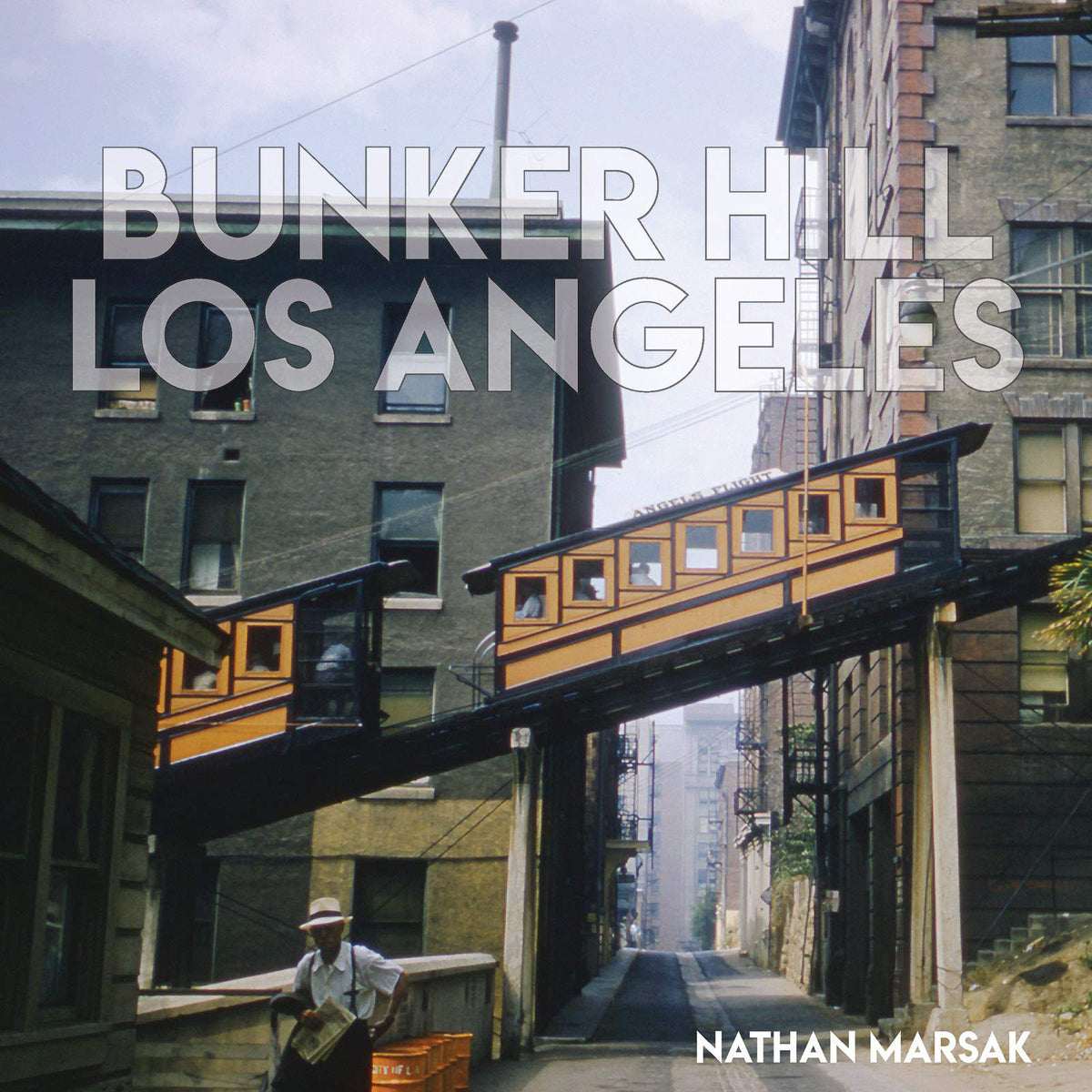 Bunker Hill Los Angeles: Essence of Sunshine and Noir