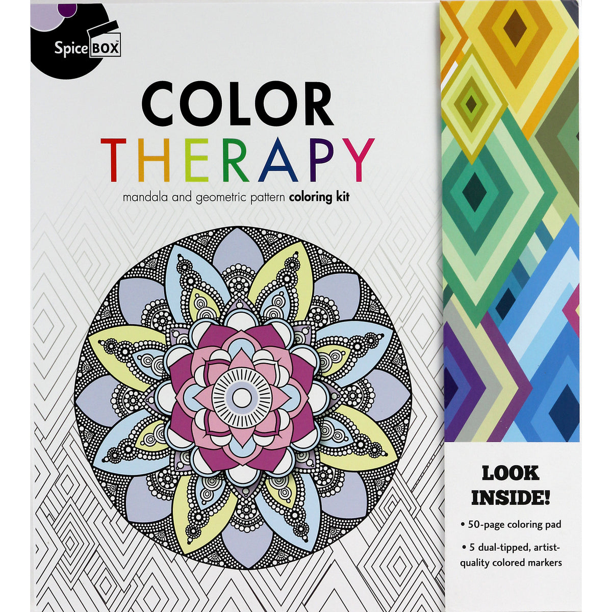 Color Therapy Kit | Getty Store