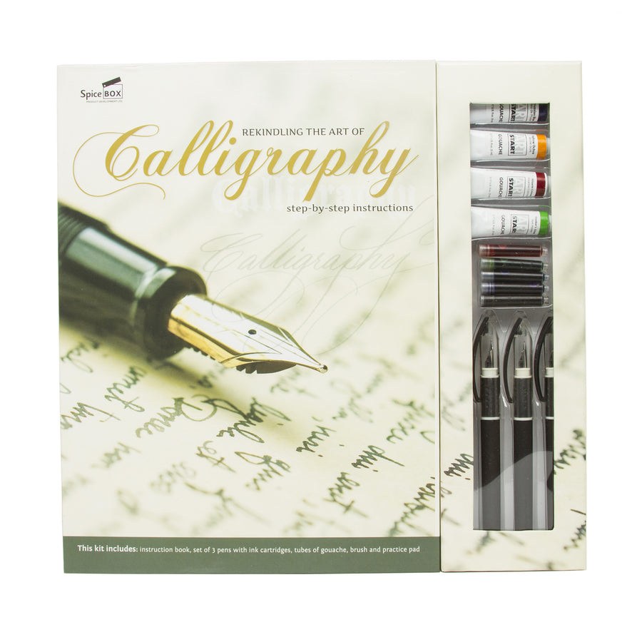 Rekindling the Art of Calligraphy