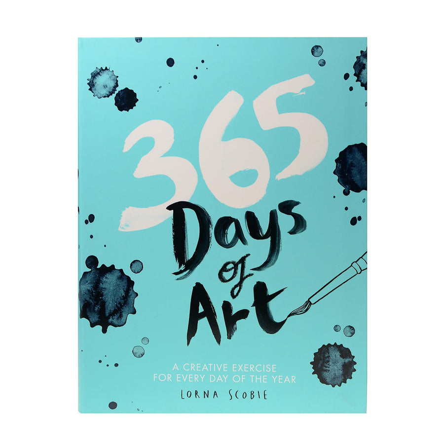 365 Days of Art: A Creative Excercise for Every Day of the Year