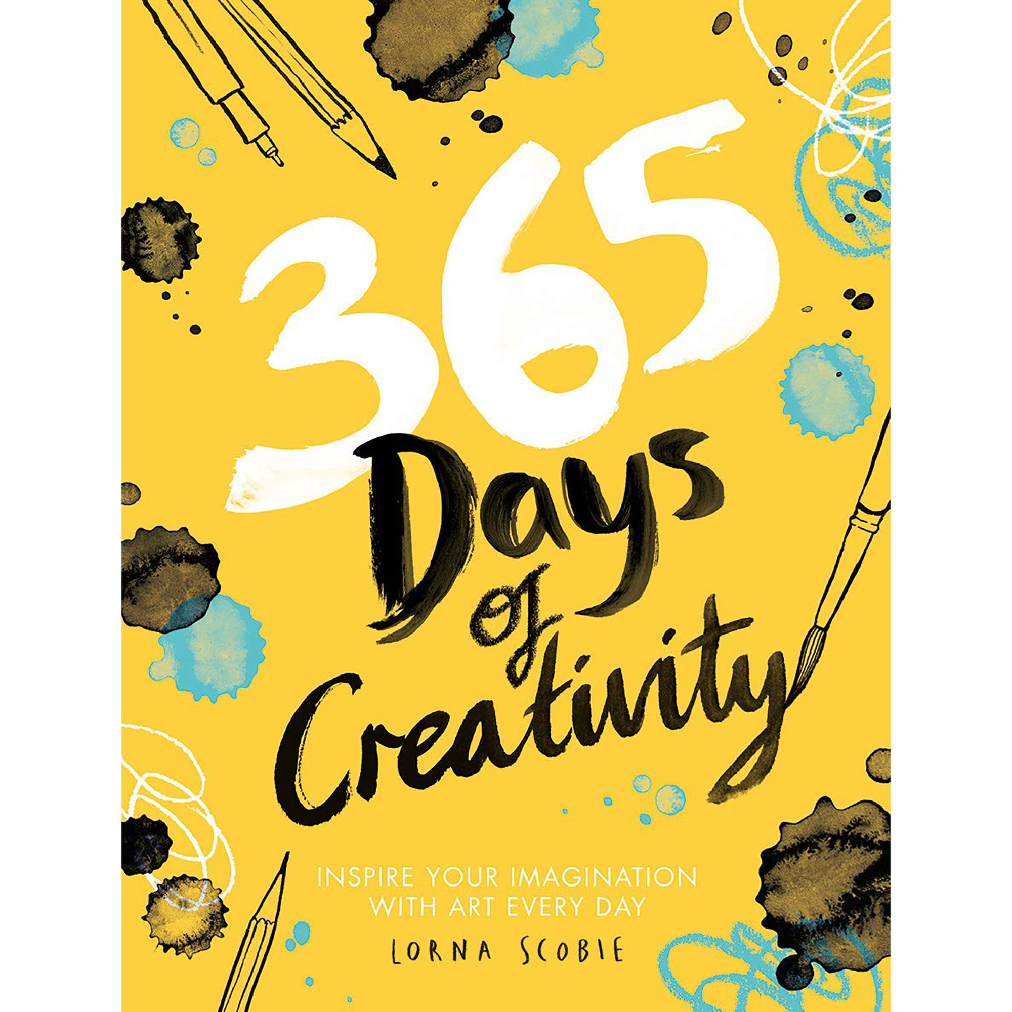 365 Days of Creativity: Inspire Your Imagination with Art Every Day | Getty Store