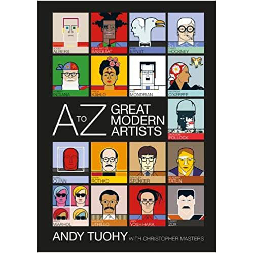 A-Z: Great Modern Artists