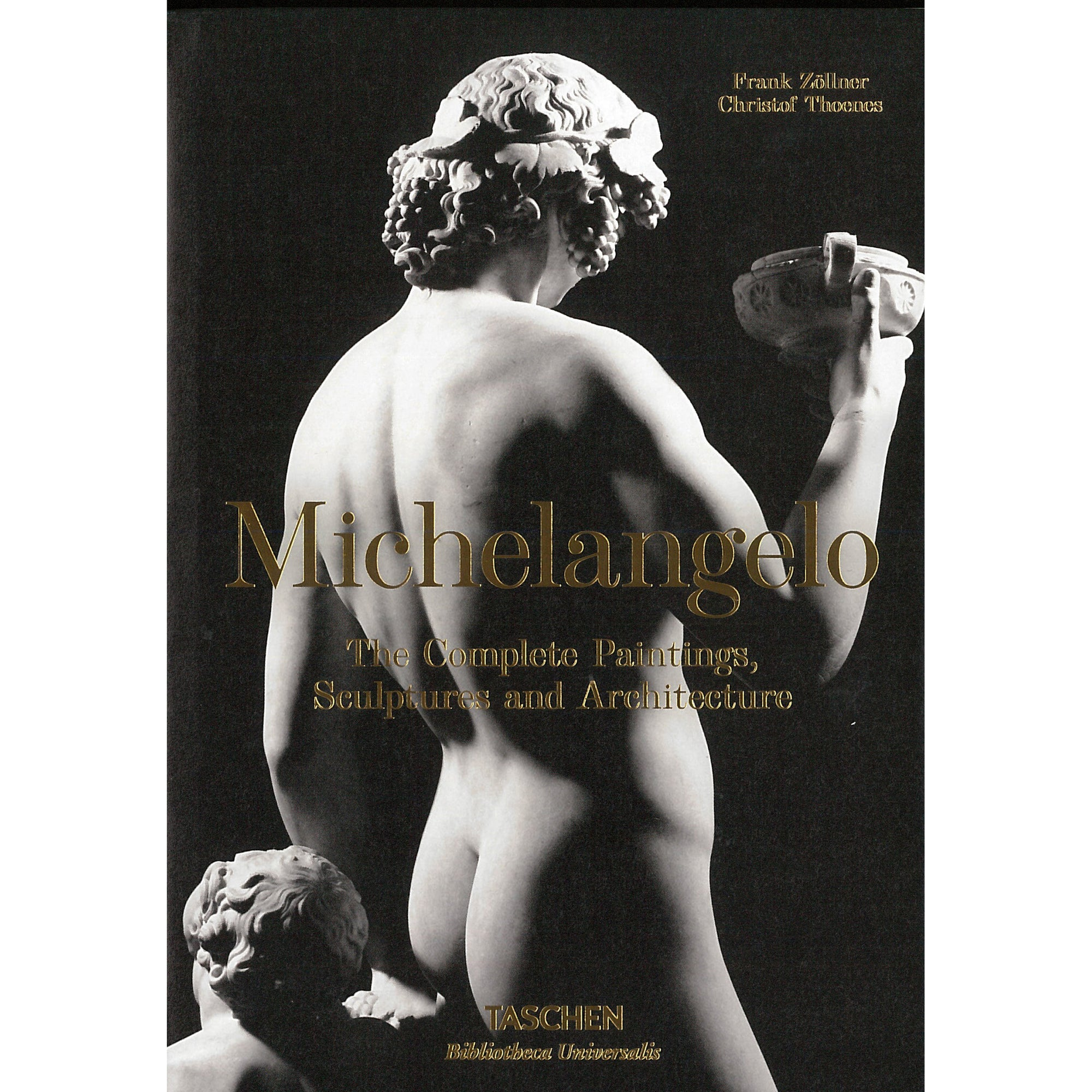 Michelangelo: The Complete Paintings Sculptures and Architecture