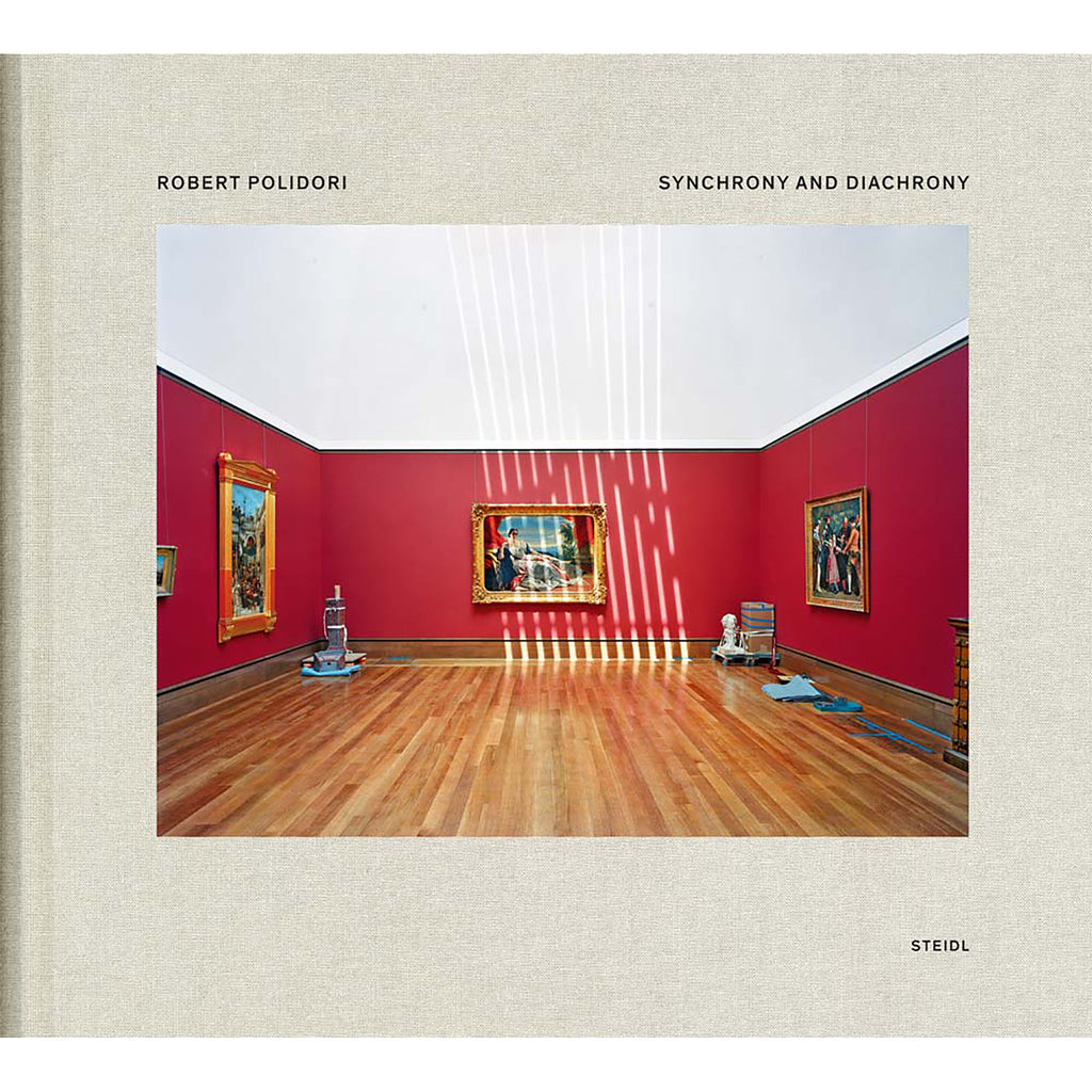 Robert Polidori: Synchrony & Diachrony: Photographs of the J.P. Getty Museum 1997