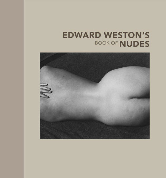 Edward Weston's Book of Nudes | Getty Store