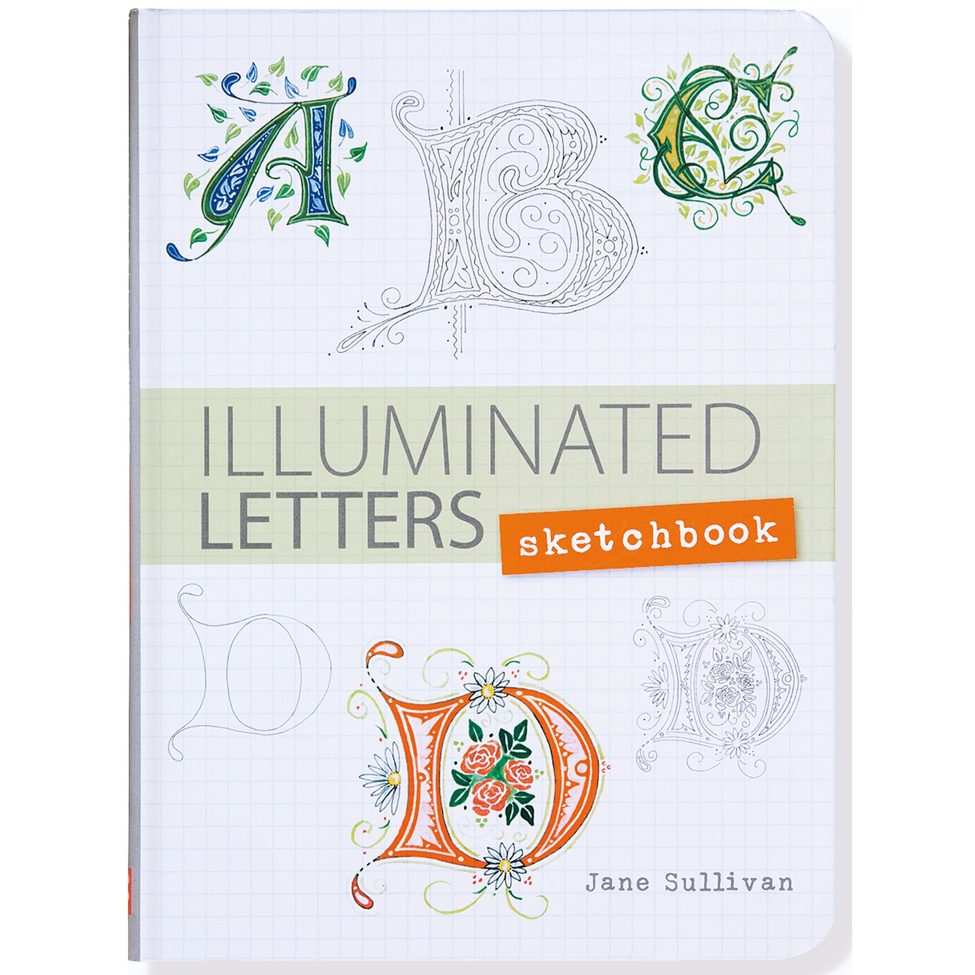 Illuminated Letter Sketchbook