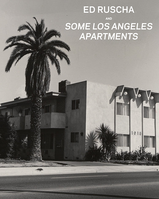 Ed Ruscha and Some Los Angeles Apartments | Getty Store