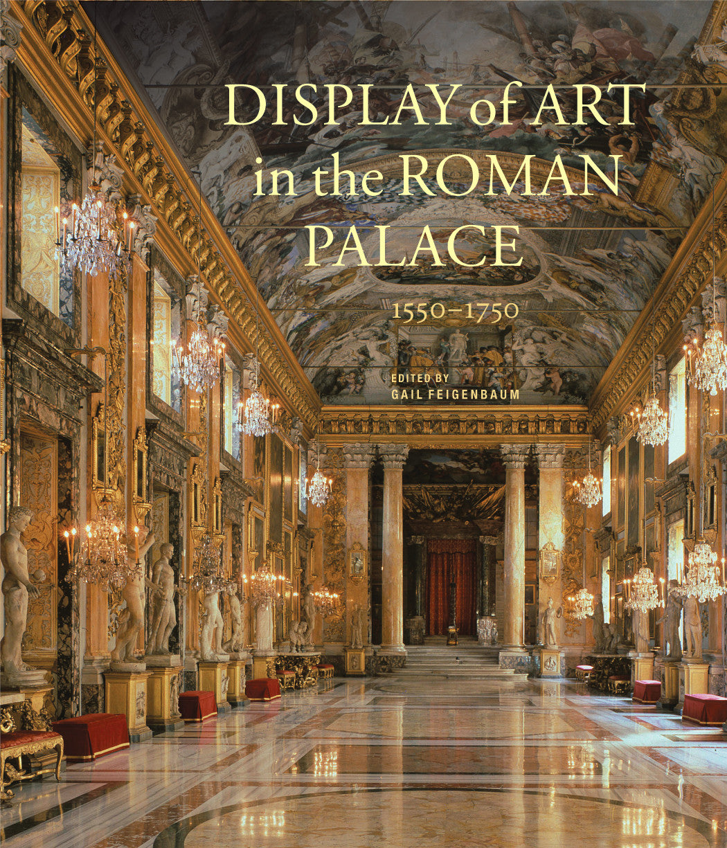 Display Of Art In The Roman Palace, 1550u20131750