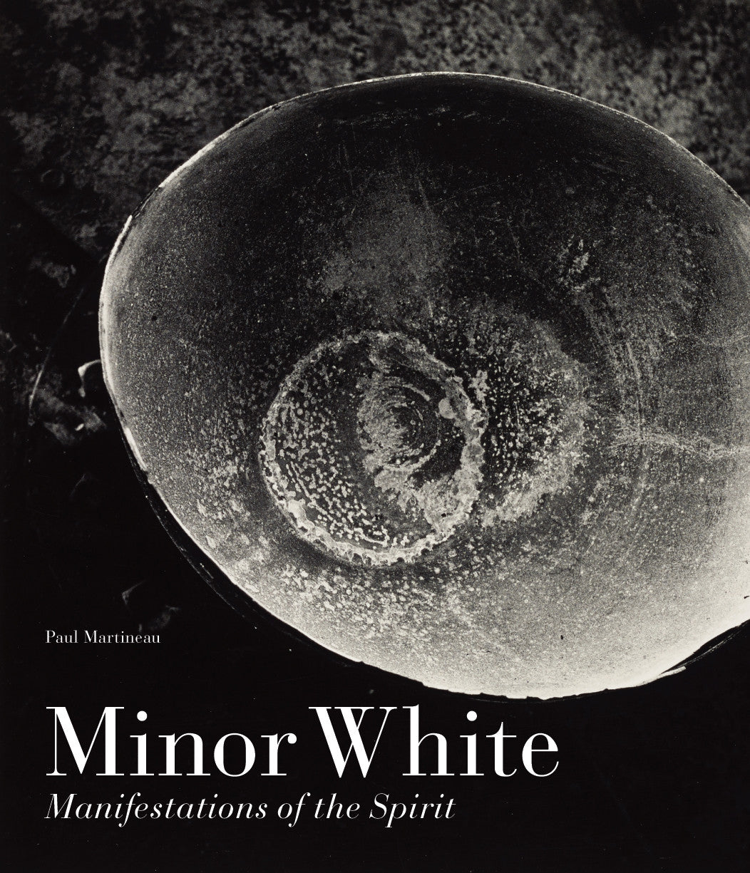 Minor White: Manifestations of the Spirit | Getty Store