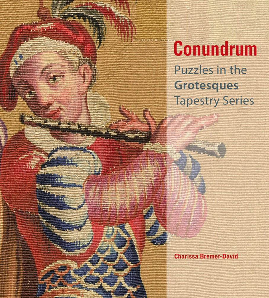 Conundrum Puzzles in the Grotesques Tapestry Series