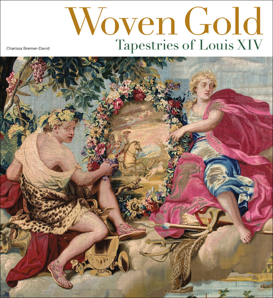 Woven Gold: Tapestries of Louis XIV