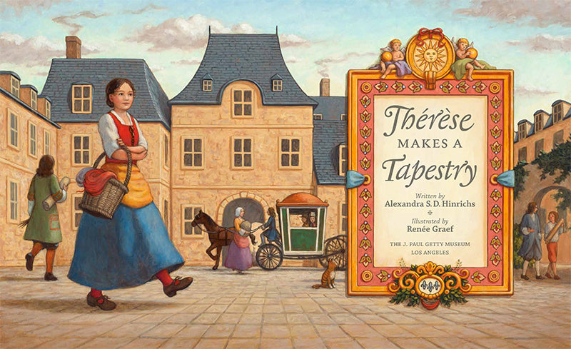 Thérèse Makes a Tapestry | Getty Store