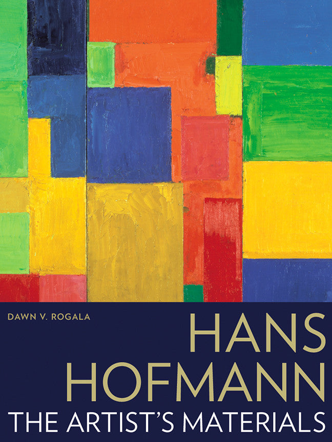 Hans Hofmann: The Artist's Materials | Getty Store