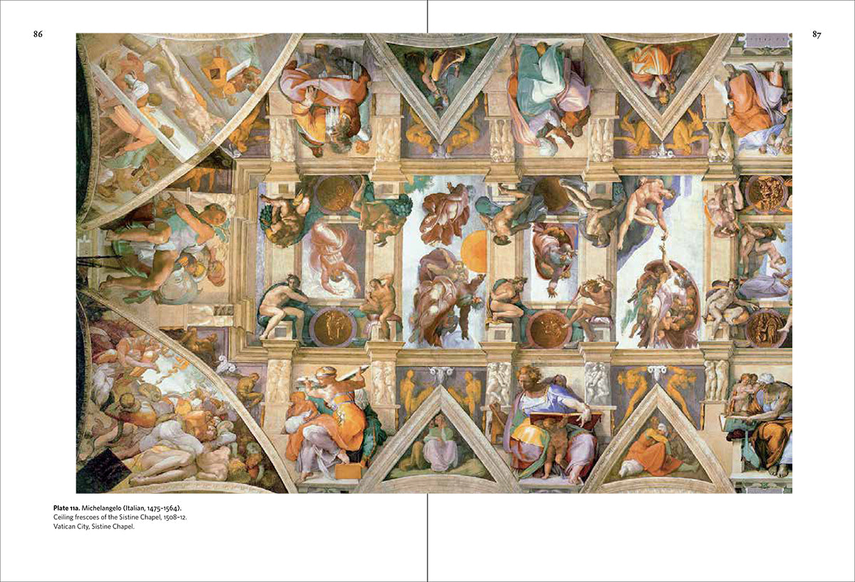 The Sistine Chapel: Paradise in Rome – The Getty Store