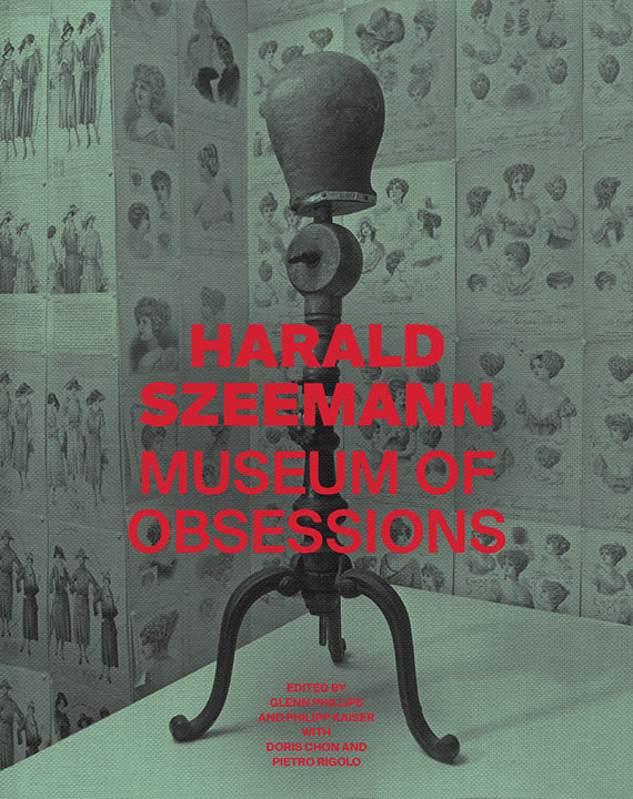 Harald Szeemann: Museum of Obsessions | Getty Store