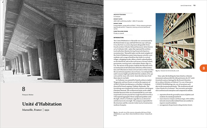 Concrete: Case Studies in Conservation Practice | Getty Store