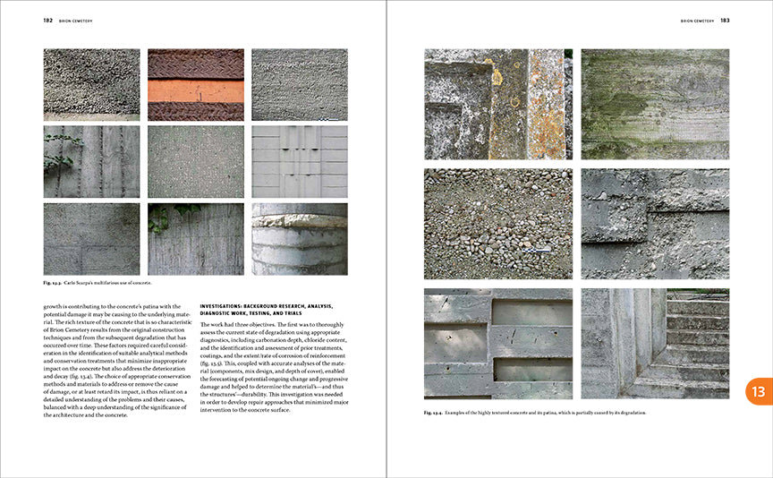 Concrete: Case Studies in Conservation Practice