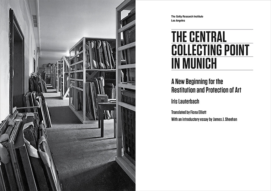 The Central Collecting Point in Munich: A New Beginning for the Restitution and Protection of Art | Getty Store