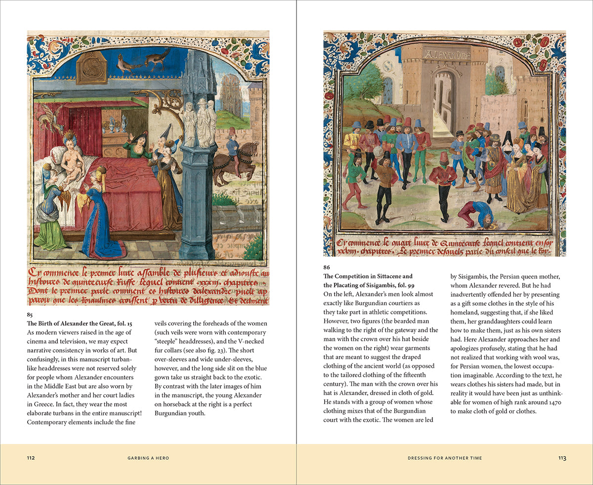 Fashion in the Middle Ages, paperback | Getty Store