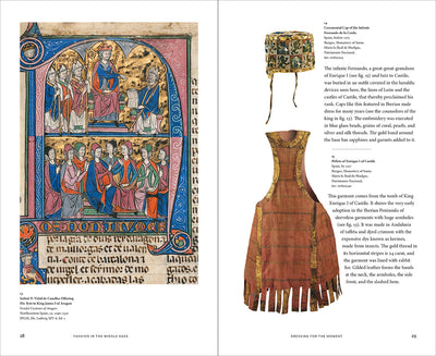 Fashion in the Middle Ages, paperback